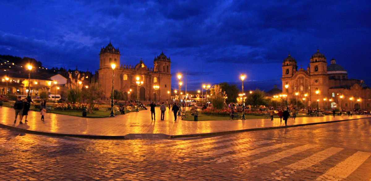 The City of Cusco, Peru